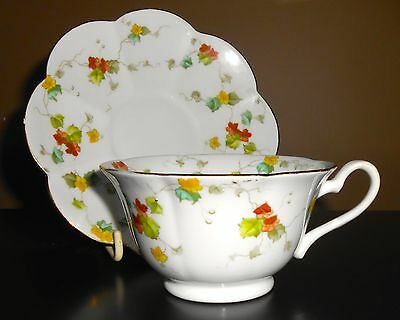 Shelley Foley Wileman Cup & Saucer