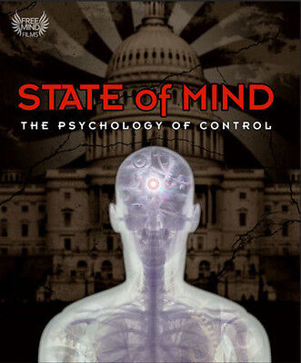 State of Mind: The Psychology of Control - DVD Movie Documentary Alex Jones NEW
