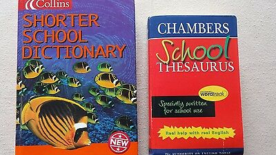 School Dictionary and Thesaurus