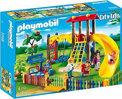 5568 Kinderspielplatz PLAYMOBIL City Life