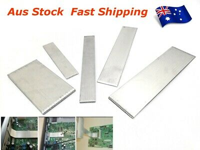 Large Flat Heat Pipe Plate Sink Aluminum Thermal Conductive Cooling LED CPU IC