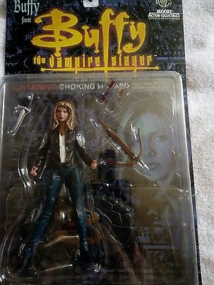 Buffy The Vampire Slayer-Buffy Action Figure-New And Boxed