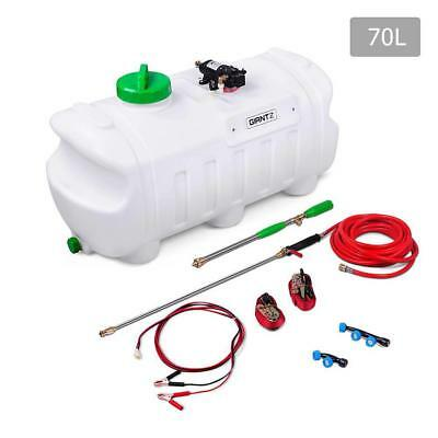 70L ATV Weed Sprayer with 3 Nozzles