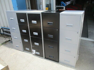 A4 Pierre Henry Grade B Filing Cabinet Various Colors Available Most With Keys