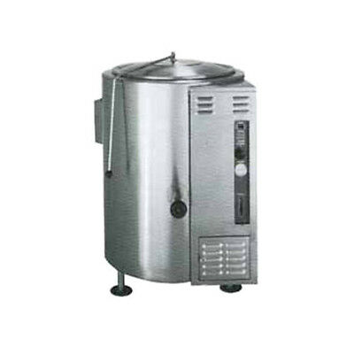 Market Forge F-60GL 60 Gallon Capacity Stationary Gas Kettle