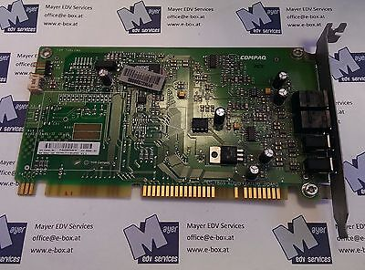 Compaq 332859-001 ESS 1869 ISA Sound Card
