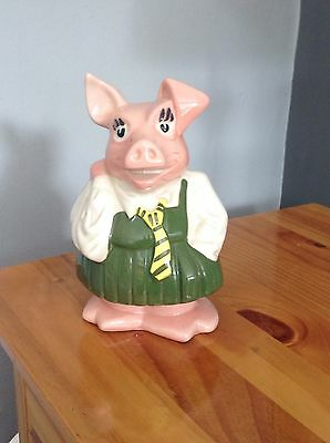 Wade Natwest Pig Money Box. Annabel