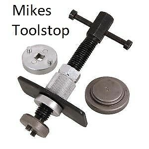 2 in 1 Brake Caliper Piston Rewind Tool Set Thread Discs Brake Pads Neilsen