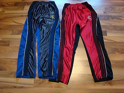 Boys Size M 8 AND1 Basketball Athletic Track Pants Lot of 2