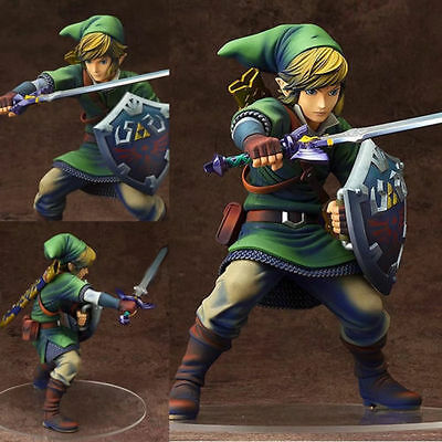 Legend of Zelda Skyward Sword PVC Statue Action Figurine 1/7 Link 20cm In Box