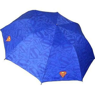 DC Comics Superman Umbrella Large Supersize Golf Umbrella