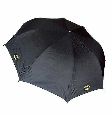 DC Comics Batman Gents Umbrella Golf Umbrella Large Auto Open Rain