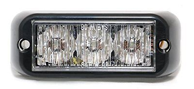 Abrams T3-B Led Grille Emergency Vehicle Warning Strobe Lights - Blue