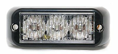Abrams  T3-R Led Grille Emergency Vehicle Warning Strobe Lights (Red)