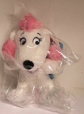Snoopy's Glam Poodle Girlfriend Fifi Key Ring