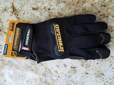 Ironclad Gloves gug-03-m