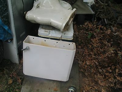 Antique Wall High Mount Toilet ,antique toilet & tank