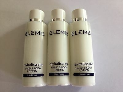 Elemis revitalise-me hand and body lotion 50 ml , ( Choose Your Quantity Below )
