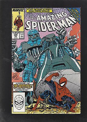 Amazing Spider-Man #329 Acts of Vengeance Aftermath Issue! Vs The Tri-Sentinel!