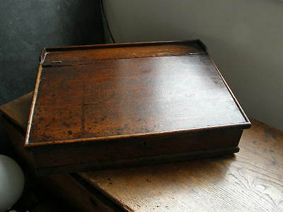 Superb Antique Clerks Desk, Lovely Desk Tidy,work Station,free Uk Postage