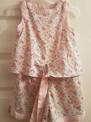 Girls next playsuit age 3