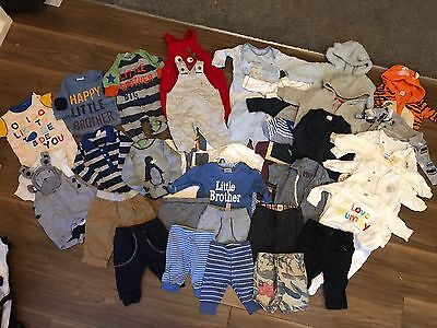 Boys Clothes bundle 0-3/Up To 3 Months