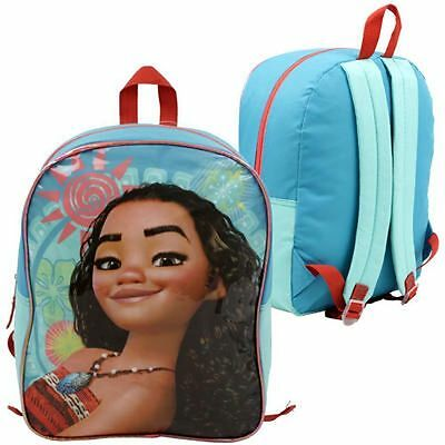 """16"""" Disney Lilo & Stitch Large Purple All Over Print Backpack Book Bag"""