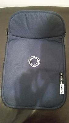 New Bugaboo Cameleon Bassinet Apron Canvas in Navy Blue
