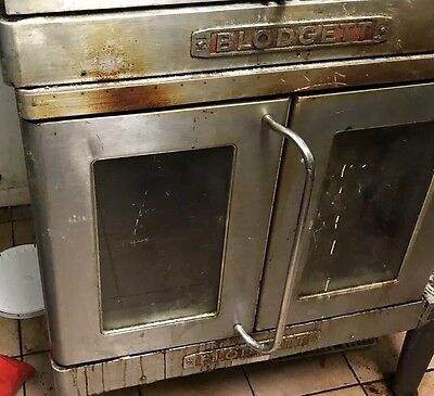 Blodgett electric convection oven 3 Phase