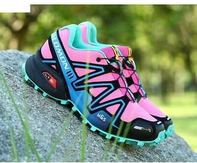 Women's Running Shoes Salomon Speedcross 3 Outdoor Hiking Sneakers Athletic