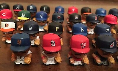 New Pick Ur Favorite Team Figure 2017 Mlb Baseball Teenymates Series 4 Fielders