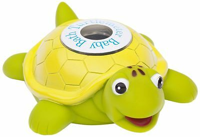Ozeri Turtlemeter The Baby Bath Floating Turtle Toy and Bath Tub Thermometer New