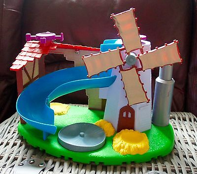 Weebles Windmill Farm Play Set