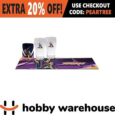Melbourne Storm Bar Essentials Pack