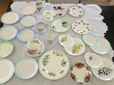 Royal Albert Fine China Assorted Pieces