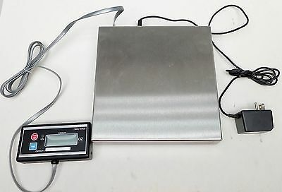 Avery Berkel Weigh Tronix 6712-7 Digital POS Scale Capacity 160 OZ. With Cables