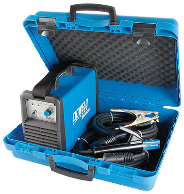 CIGWELD WeldSkill 170Amp Arc Welding Inverter, Stick/Tig with Toolbox W1002901
