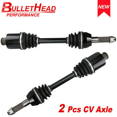 2X US Rear Left/Right CV Axle UTV ATV for 2003 Polaris 500 Sportsman 4x4 HO EFI