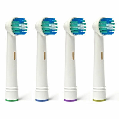 4 Pack Replacements Heads for Oral B Electric Toothbrush - UK Seller