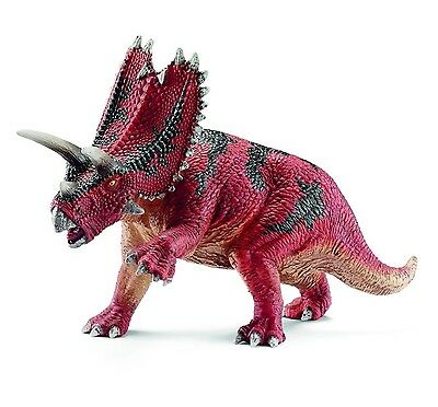 Schleich Pentaceratops Dinosaur Toy Figure New w tags Item 14531 Poss Free Ship