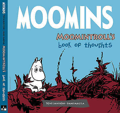 Moomins: Moomintroll's Book of Thoughts by Sami Malila (Hardback, 2010)
