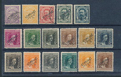 Zu008 Luxembourg Collection Lot Of Mh & Mnh & Used  Stamps