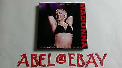 Madonna: Illustrated Biography by Marie Clayton (Hardback, 2010)