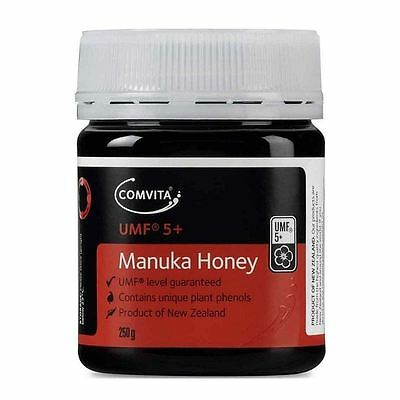 Comvita Manuka Honey UMF 5+ 250g 1 2 3 6 12 Packs