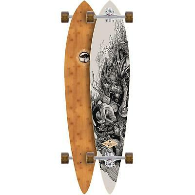 ARBOR Longboard Timeless Bamboo Collection 46 Zo 46 Zoll (116,84cm)