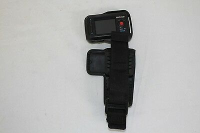 Genuine Sony Live View Wristband Remote for Action Cameras BLACK RM-LVR2