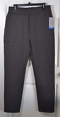 Nwt Mens Perry Ellis 360 Stretch Active Neoprene Jogger Pants Sz M 4Bfk1121Ps