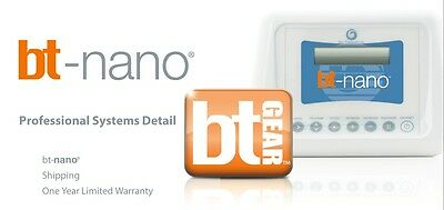 Bio-Therapeutic bt-nano system. Spa Treatment. Authentic.