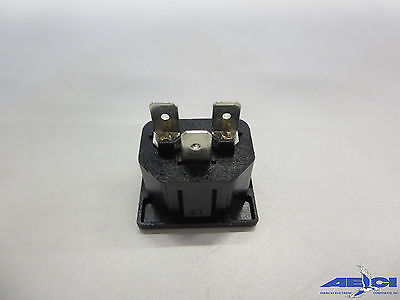 Power Dynamics 42R02-3212-150 Power Entry Module Unfiltered M 3 Pos (Lot Of 81)