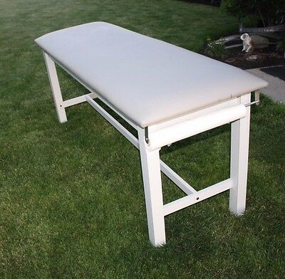 Hausmann Treatment/exam Table For Medical Or Physical Therapy